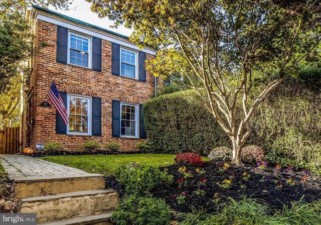 917 S Columbus Street, ALEXANDRIA, VA 22314 (#VAAX241272) :: Keller Williams Pat Hiban Real Estate Group
