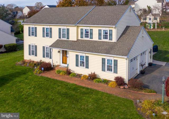 7 Heatherfield Drive, WILLOW STREET, PA 17584 (#PALA143054) :: The Joy Daniels Real Estate Group