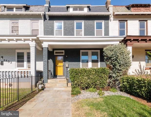 1704 Massachusetts Avenue SE, WASHINGTON, DC 20003 (#DCDC449224) :: Crossman & Co. Real Estate