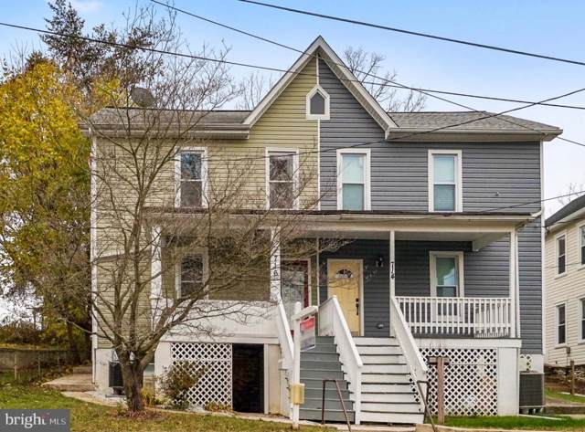 716 Park Avenue, BRUNSWICK, MD 21716 (#MDFR256140) :: RE/MAX Plus