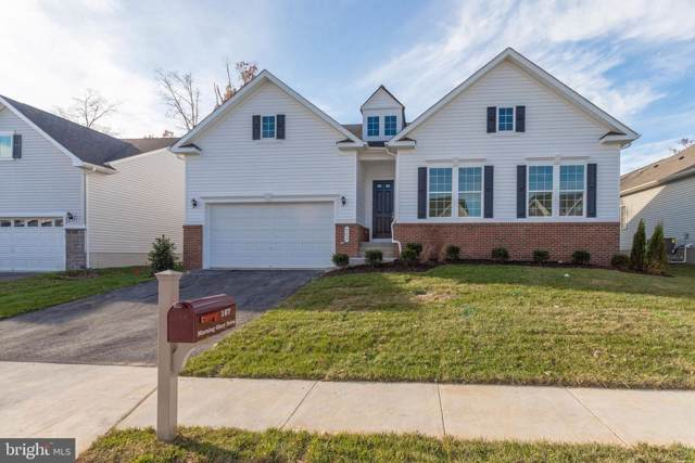 167 Morning Glory Drive, WINCHESTER, VA 22602 (#VAFV154132) :: Bruce & Tanya and Associates