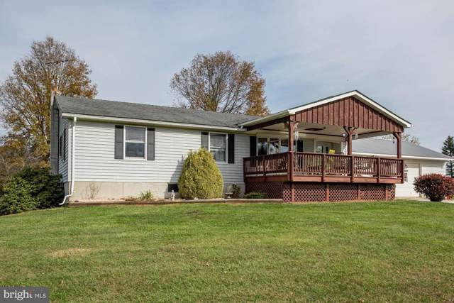 602 Basehoar Roth Road, LITTLESTOWN, PA 17340 (#PAAD109370) :: The Joy Daniels Real Estate Group