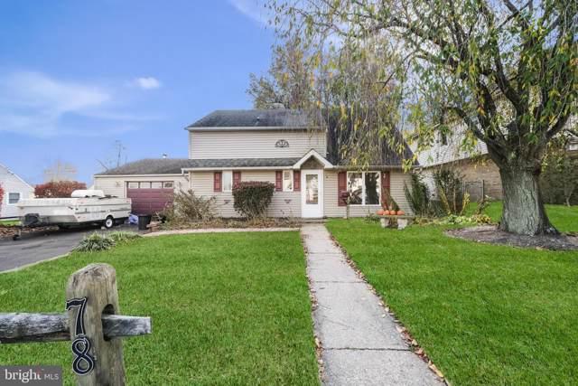 78 Roundwood Lane, LEVITTOWN, PA 19055 (#PABU483938) :: Jason Freeby Group at Keller Williams Real Estate