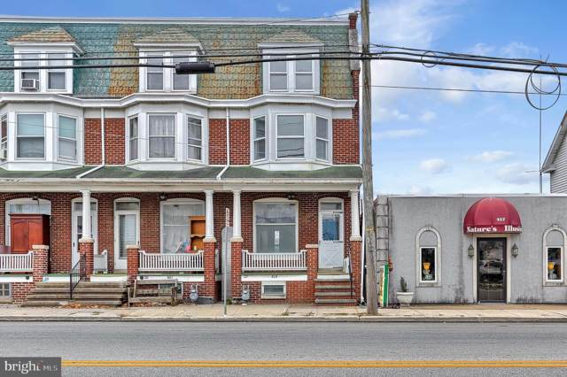 419 York Street, HANOVER, PA 17331 (#PAYK128220) :: Younger Realty Group