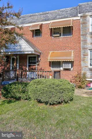 164 W Meadow Road, BALTIMORE, MD 21225 (#MDAA418362) :: Great Falls Great Homes