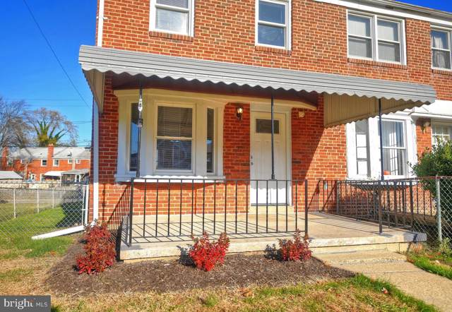 412 Torner Road, BALTIMORE, MD 21221 (#MDBC477880) :: Keller Williams Pat Hiban Real Estate Group