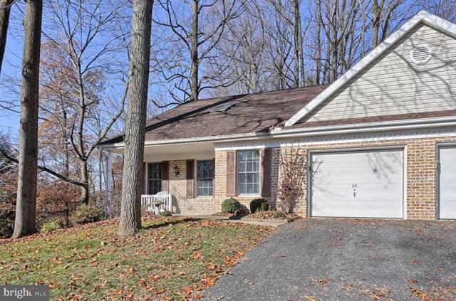 65 Timber Villa, ELIZABETHTOWN, PA 17022 (#PALA143210) :: The Joy Daniels Real Estate Group