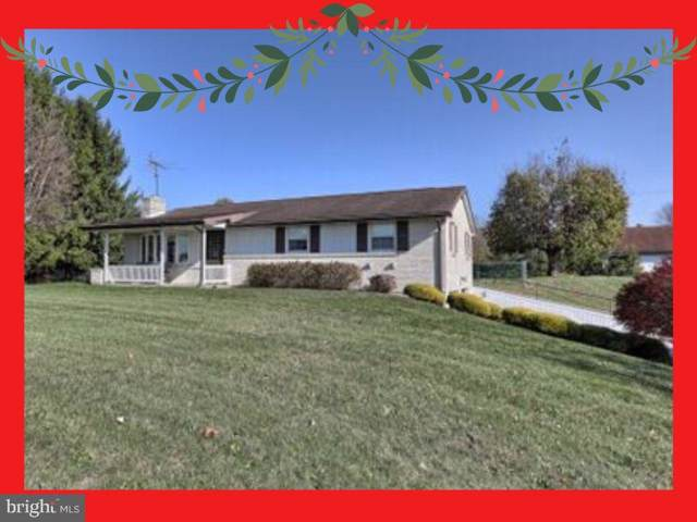 7681 Lancaster Avenue, MYERSTOWN, PA 17067 (#PABK350476) :: Iron Valley Real Estate