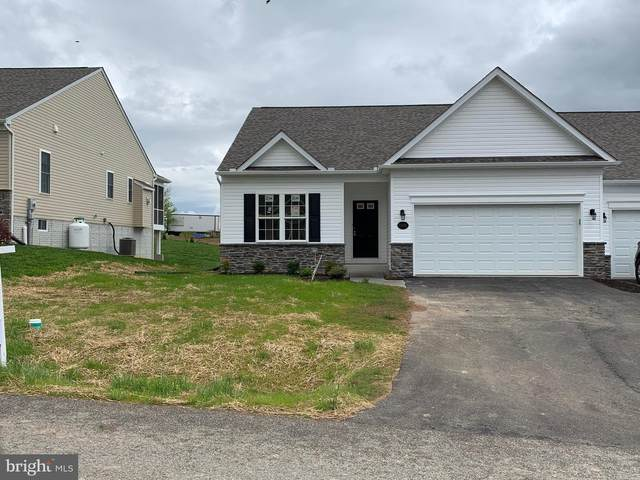 13891 Patriot Way, HAGERSTOWN, MD 21740 (#MDWA169044) :: AJ Team Realty