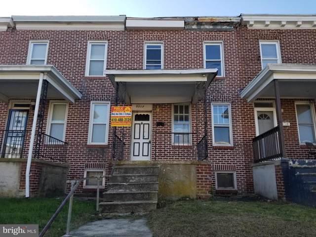 3317 Lyndale Avenue, BALTIMORE, MD 21213 (#MDBA491128) :: Dart Homes
