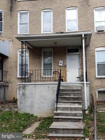 2828 Boarman Avenue, BALTIMORE, MD 21215 (#MDBA491200) :: Jennifer Mack Properties