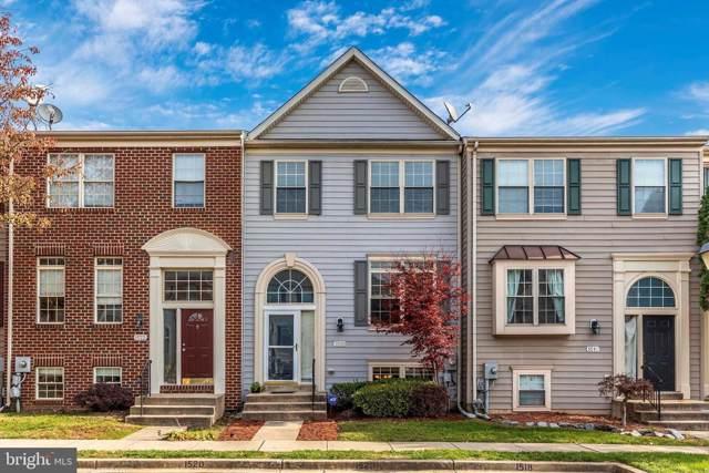 1520 S Rambling Way, FREDERICK, MD 21701 (#MDFR256348) :: Keller Williams Pat Hiban Real Estate Group