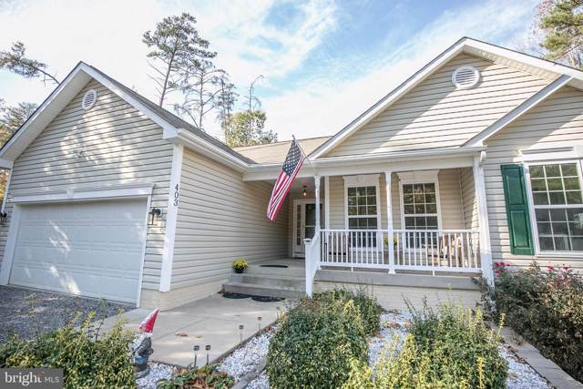 403 Howe Drive, RUTHER GLEN, VA 22546 (#VACV121216) :: Network Realty Group