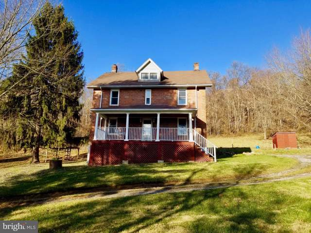 1073 Hammonds Mill Road, HEDGESVILLE, WV 25427 (#WVBE172802) :: Pearson Smith Realty