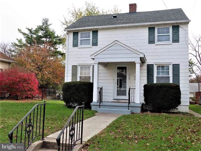 317 Pleasant Street, HANOVER, PA 17331 (#PAYK128494) :: Younger Realty Group
