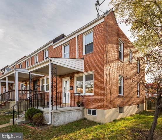 3653 Clarenell Road, BALTIMORE, MD 21229 (#MDBA491436) :: Dart Homes