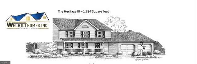 Lot # 11 Hilltop Road, LENHARTSVILLE, PA 19534 (#PABK350642) :: ExecuHome Realty