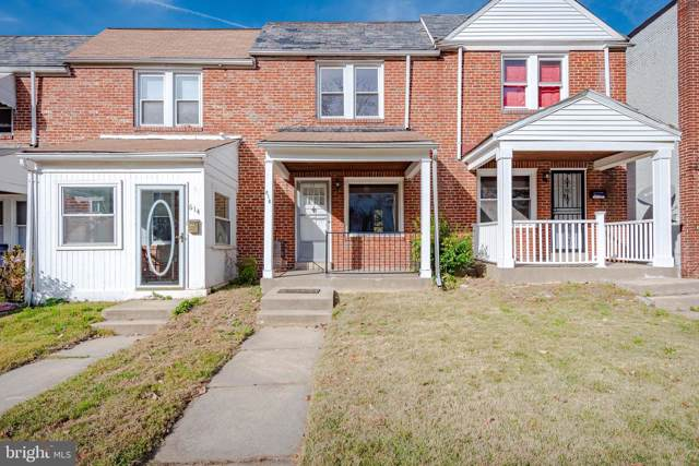 616 Parkwyrth Avenue, BALTIMORE, MD 21218 (#MDBA491506) :: Colgan Real Estate