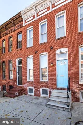 1023 S Hanover Street, BALTIMORE, MD 21230 (#MDBA491554) :: Kathy Stone Team of Keller Williams Legacy