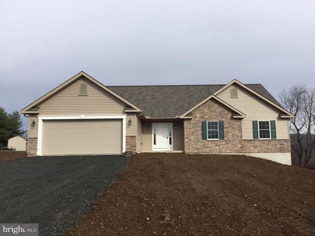 Lot # 12 Hilltop Road, LENHARTSVILLE, PA 19534 (#PABK350668) :: ExecuHome Realty