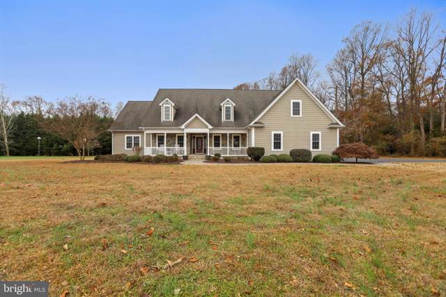13978 Clarks Lane, RIDGELY, MD 21660 (#MDCM123316) :: Bob Lucido Team of Keller Williams Integrity