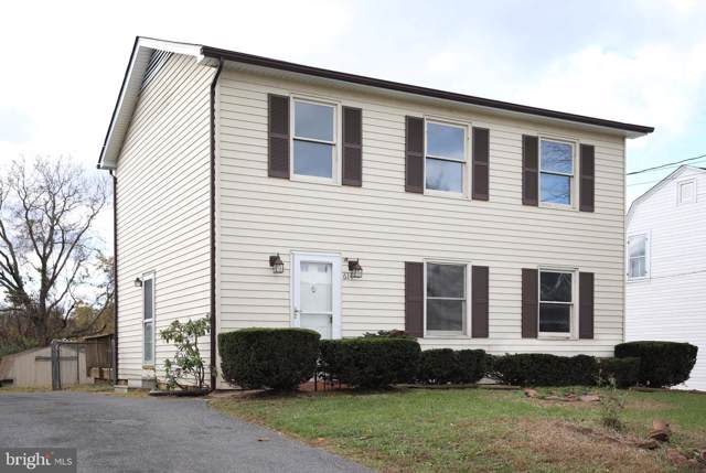 614 Hillman Drive, WINCHESTER, VA 22601 (#VAWI113508) :: The Putnam Group