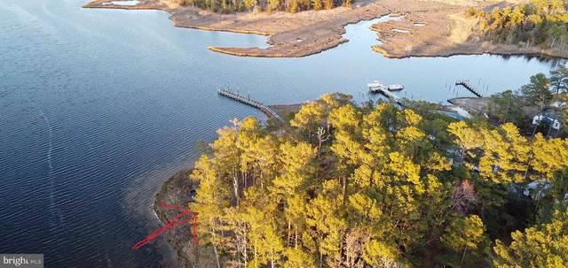 Lot 1 Waterview Drive, OCEAN CITY, MD 21842 (#MDWO110496) :: Atlantic Shores Sotheby's International Realty