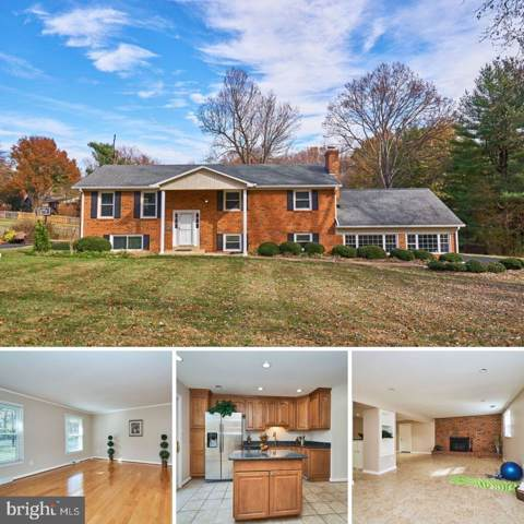 3209 Fox Mill, OAKTON, VA 22124 (#VAFX1099802) :: AJ Team Realty