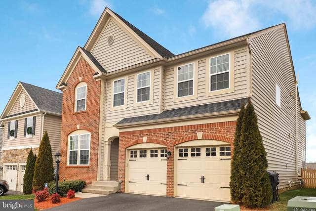 13852 Barrymore Court, GAINESVILLE, VA 20155 (#VAPW482906) :: The Licata Group/Keller Williams Realty