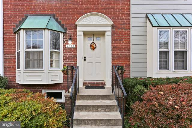 4849 Chevy Chase Drive #171, CHEVY CHASE, MD 20815 (#MDMC687406) :: Remax Preferred | Scott Kompa Group