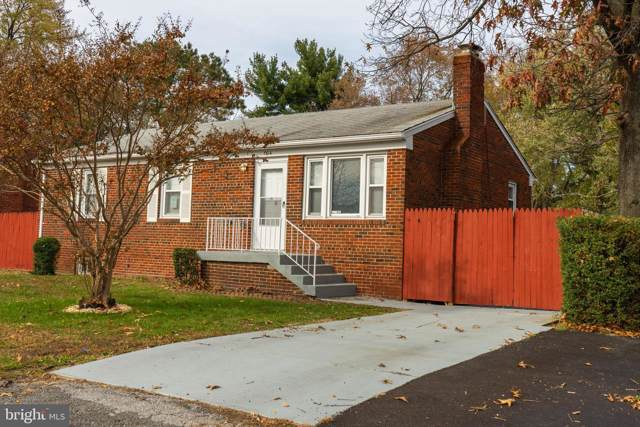 7614 Leona Street, DISTRICT HEIGHTS, MD 20747 (#MDPG551080) :: The Licata Group/Keller Williams Realty