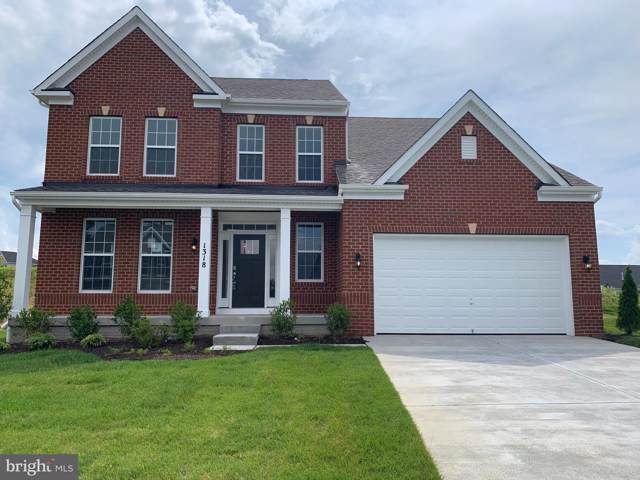 1318 Exmoor Lane, BEL AIR, MD 21015 (#MDHR241116) :: ExecuHome Realty