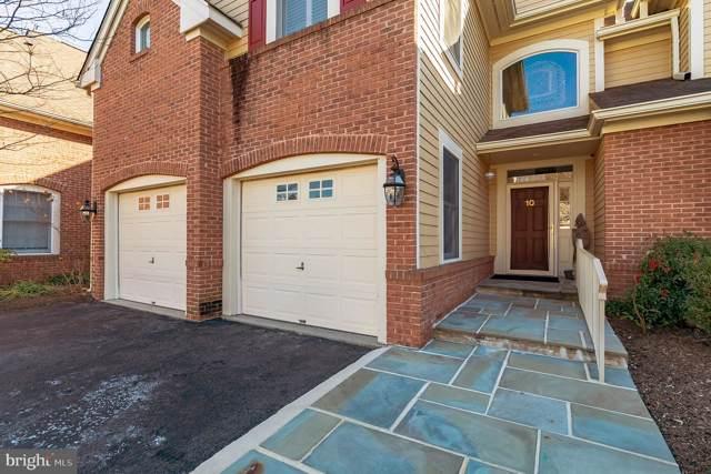10 Hedge Row Road, PRINCETON, NJ 08540 (#NJMX122886) :: Tessier Real Estate