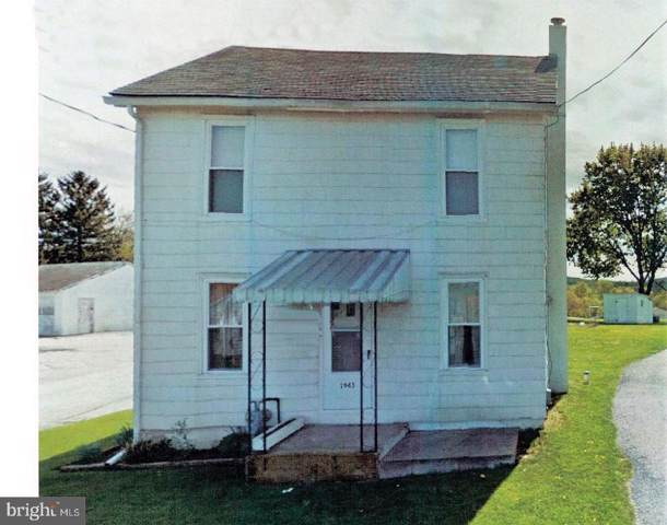 1943 Stoverstown Road, SPRING GROVE, PA 17362 (#PAYK128908) :: Flinchbaugh & Associates