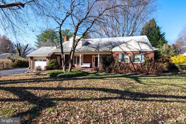 158 Piedmont Street, WARRENTON, VA 20186 (#VAFQ163182) :: The Licata Group/Keller Williams Realty