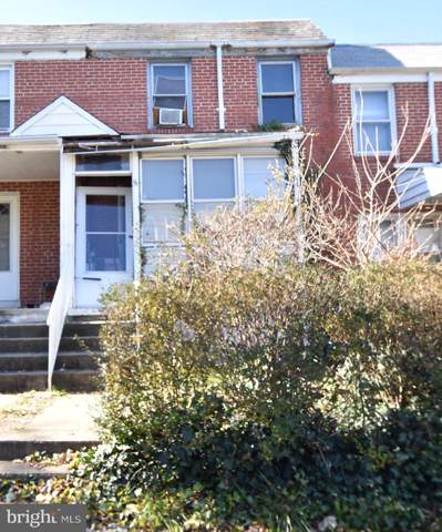 1028 Rockhill Avenue, BALTIMORE, MD 21229 (#MDBA492364) :: Dart Homes