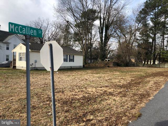 0 Oak Street, PRINCESS ANNE, MD 21853 (#MDSO102924) :: RE/MAX Coast and Country