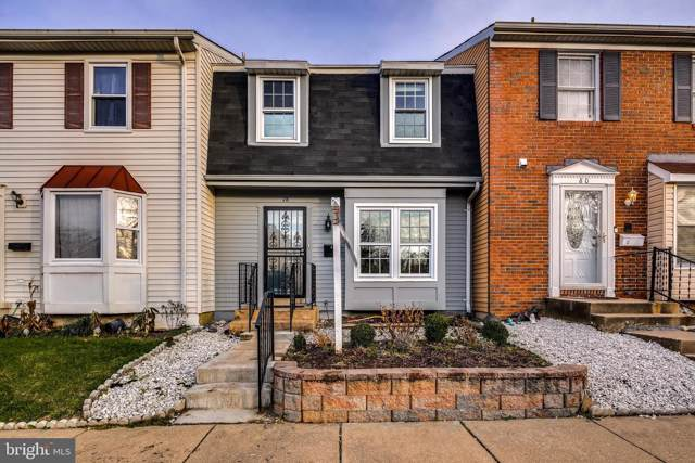 78 Mountain Green Circle, BALTIMORE, MD 21244 (#MDBC479230) :: Corner House Realty