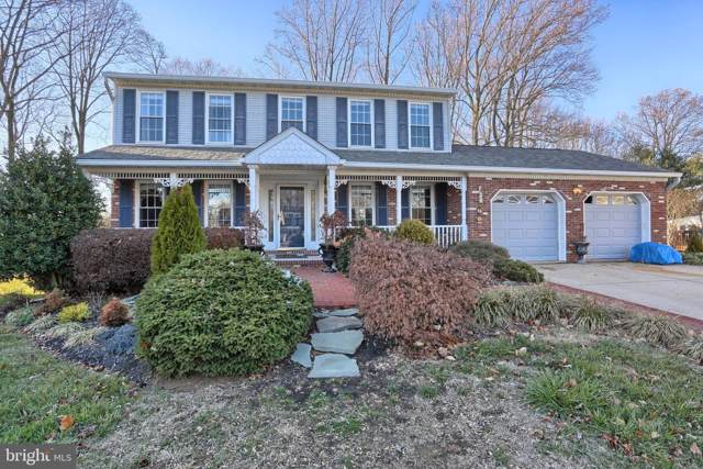 703 Ponderosa Court, BEL AIR, MD 21014 (#MDHR241280) :: ExecuHome Realty