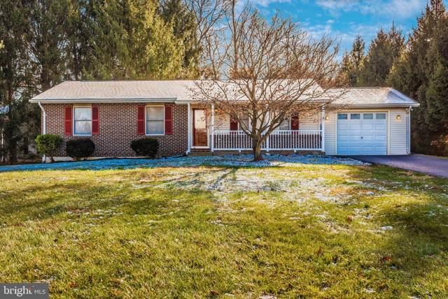 11911 Wonder Court, MONROVIA, MD 21770 (#MDFR256950) :: Jim Bass Group of Real Estate Teams, LLC