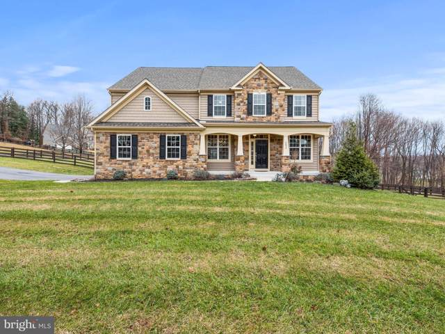 4852 Teen Barnes Road, FREDERICK, MD 21703 (#MDFR256956) :: The Bob & Ronna Group