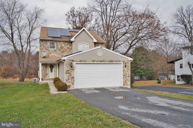 58 Ritters Lane, OWINGS MILLS, MD 21117 (#MDBC479382) :: Pearson Smith Realty