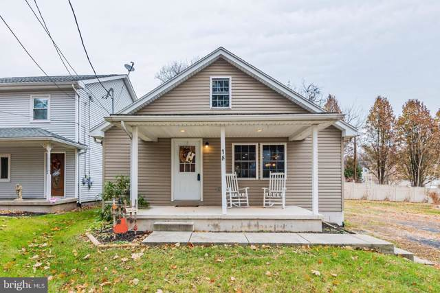 18 Newport Road, DUNCANNON, PA 17020 (#PAPY101612) :: The Joy Daniels Real Estate Group