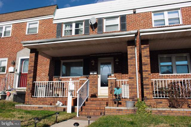 7850 Kentley Road, BALTIMORE, MD 21222 (#MDBC479464) :: AJ Team Realty