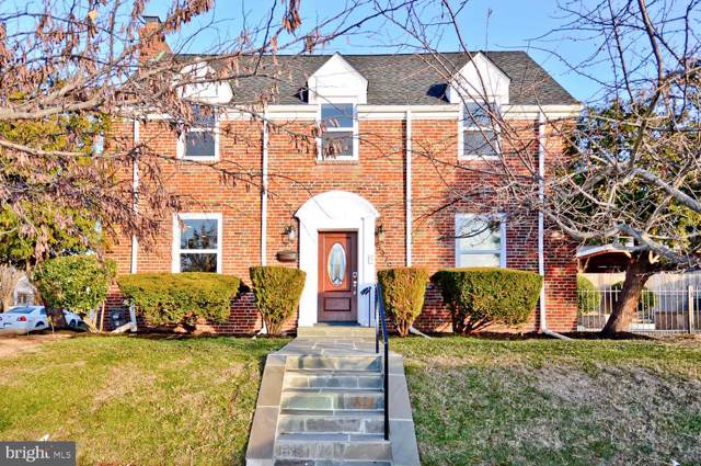 5929 2ND Place NW, WASHINGTON, DC 20011 (#DCDC451332) :: Homes to Heart Group