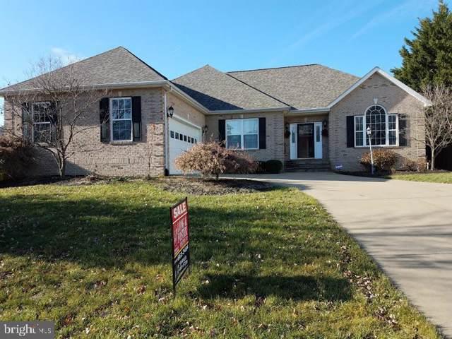 116 Chancellorsville Drive, STEPHENS CITY, VA 22655 (#VAFV154486) :: The Licata Group/Keller Williams Realty
