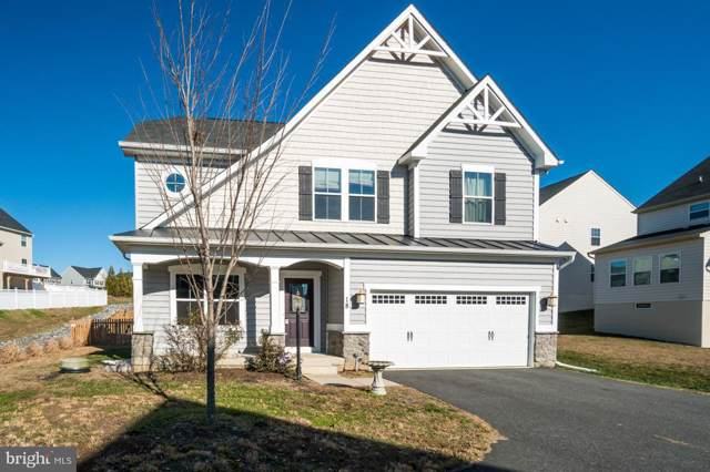 18 Queensland Drive, FREDERICKSBURG, VA 22405 (#VAST216922) :: AJ Team Realty