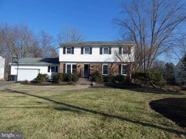 224 Hickory Corner Road, HIGHTSTOWN, NJ 08520 (#NJME288948) :: Talbot Greenya Group