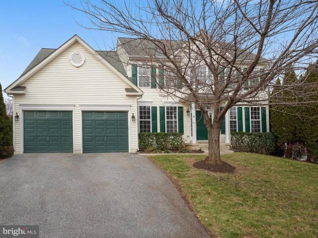 9006 Harris Street, FREDERICK, MD 21704 (#MDFR257152) :: The Bob & Ronna Group