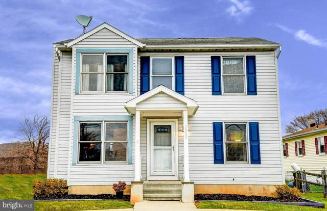 3259 Long Lane, MANCHESTER, MD 21102 (#MDCR193382) :: Great Falls Great Homes